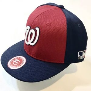OC Sports Washington Nationals Hat Cap MLB Youth